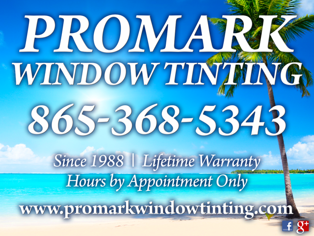 Promark Window Tinting